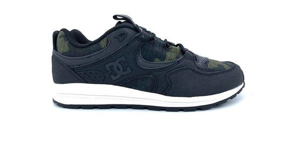 Tênis Dc Shoes Kalis Lite Se Black Camo Adys100382