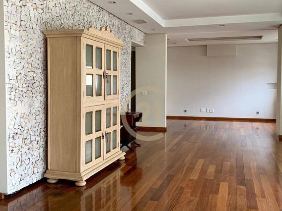 Apartamento Alto Padrão Para Locação 172m² 3 Suítes Hidromassagem Varanda Gourmet Envidraçada Lazer Completo No Melhor Da Vila Romana - Ap17741