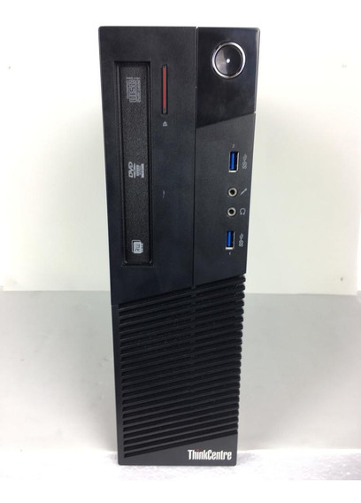 Cpu Desktop Lenovo M93p I5 4gb 500gb - Com Nf E Garantia
