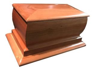 Urna Para Cenizas De Cedro Funeraria Cineraria