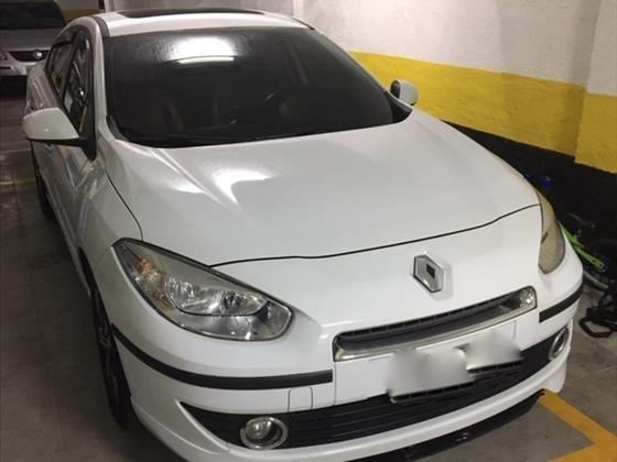 Renault Fluence 2.0 Gt Line X-tronic Hi-flex 4p 2014