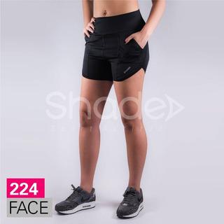 Short Deportivo 224 Face Mujer Shade