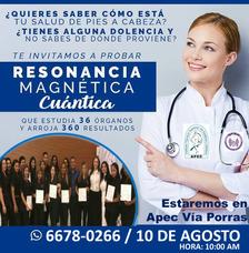 Autoanálisis De Resonancia Magnética Cuántica