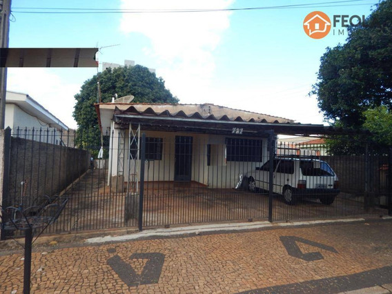 Casa À Venda,80 M² Por R$380.000,00 - Jardim Ipiranga - Americana/sp - Ca0596