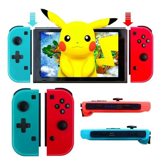 Controle Switch Nintendo Joy-con Par Envio Imediato