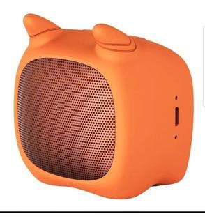Parlante Bluetooth Serie Adorable Avion Psb02toro