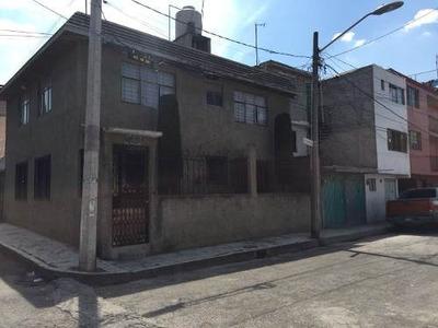 Casa En Esquina En Venta Iztapalapa Reforma Politica Cdmx Df