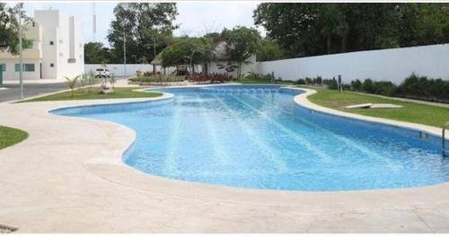 Casa En Renta Mz 1 Bloque 4, Residencial Luna Más, Playa Del Carmen