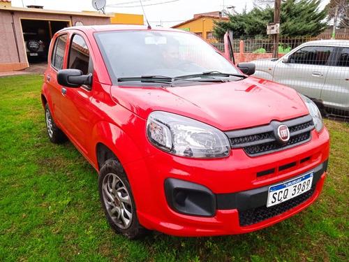 Fiat Uno 2020 1.4 Attractive Pack Seg.