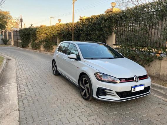 Volkswagen Golf Gti Mk 7.5 Modelo 2018 (octubre)