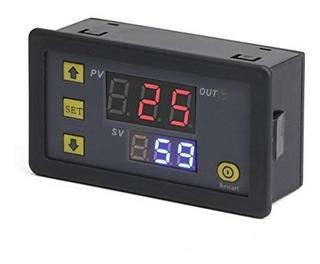 Timer Temporalizador Relay Digital 110-220