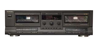 Doble Cassetera Deck Technics Rs-tr333 Impecable!!