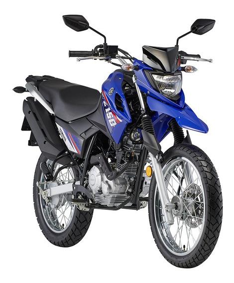 Moto Yamaha Xtz 150 - Casco De Regalo