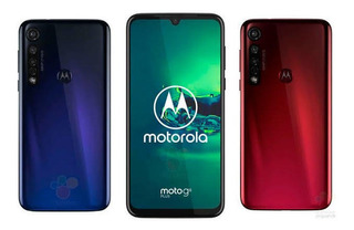 Motorola Moto G8 Plus Nuevo Sellado