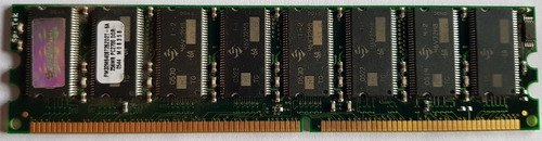 Memoria Ddr 256 Mb Pc2700 333 Mhz - Usada-  En Villa Devoto