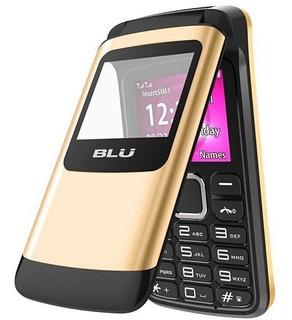 Celular Blu Zoey Flex 3g Z170l Dourado