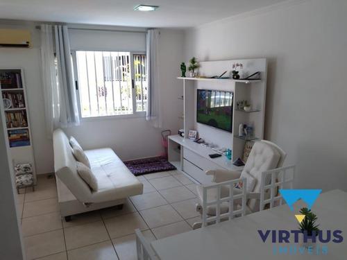 Imagem 1 de 15 de Taquara - Casa Duplex Em Condomínio Fechado - 88m2 - V680