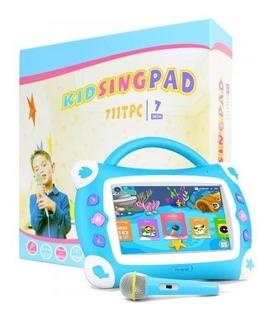 Tablet Para Niños Iview 16gb/1gb Musica Y Karaoke