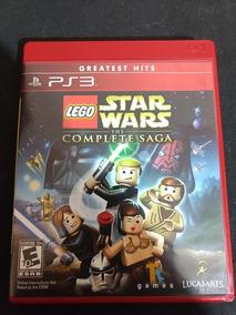 Lego Star Wars The Complete Saga Ps3 Mídia Física Original P