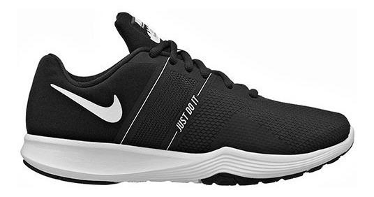 Tenis Nike City Trainer Aa7775-001 Negro Blanco Unisex Pv