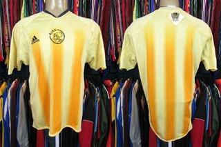 Ajax 2004 Camisa Reserva Tamanho M.