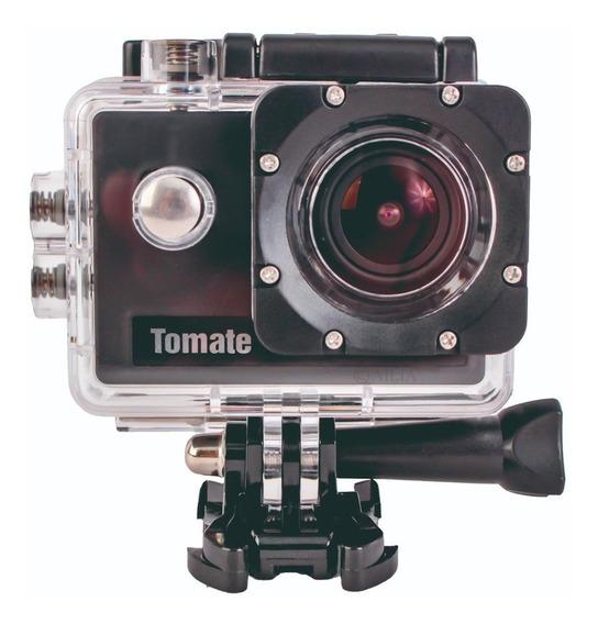 Câmera Filmadora 4k Sport Com Controle Wifi Action