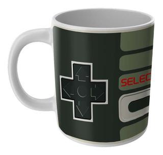 Taza Gamer Control Nes Productos Geek Regalos Nintendo Cosas