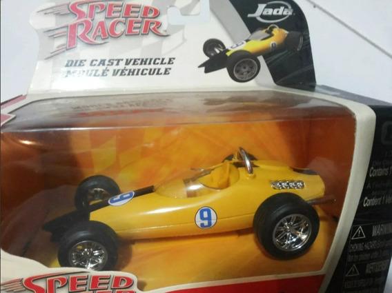 Miniatura Speed Racer F1 Shooting Star Escala 1/32 Jada