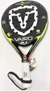Raquete Padel Vairo 9.1 Carbono Grapheno