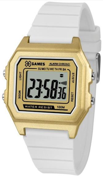 Relógio Feminino X-games Xlppd032 Digital Quartz Sport
