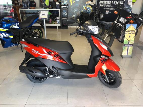 Scooter Suzuki Lets 2020 Nueva