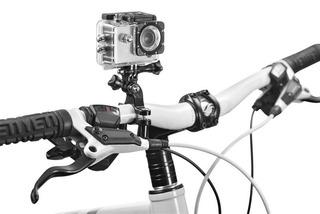 Suporte De Guidao Para Camera De Acao - Atrio - Es070