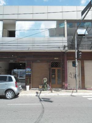 Salão Comercial Para Locação, Vila Galvão, Guarulhos. - Sl0037
