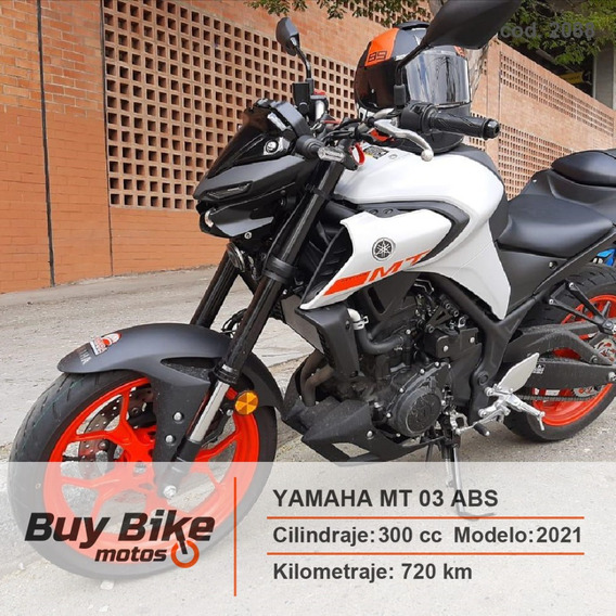 Yamaha Mt03 - Excelente Estado Negociable!!