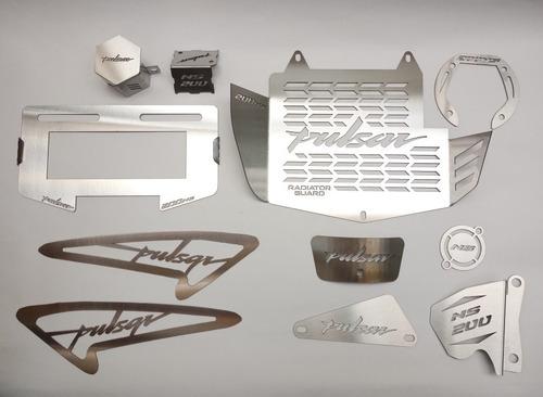 Mega Kit De Accesorios Para Ns 200 - Lujos Ns 200
