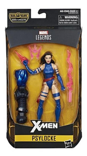 Marvel Legends Psylocke (baf Apocalypse