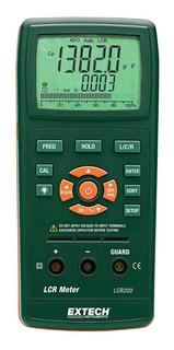 Extech Lcr200 Medidor Pasivo Componentes Lcr Flir