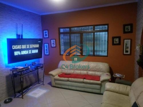 Imagem 1 de 24 de Sobrado À Venda, 186 M² Por R$ 700.000,00 - Jardim Presidente Dutra - Guarulhos/sp - So0127