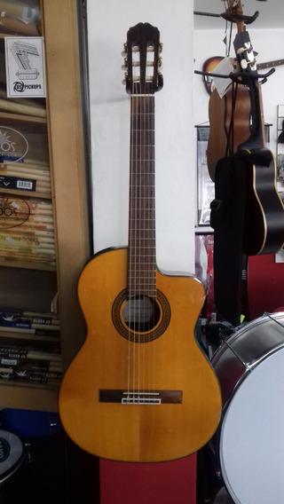 Guitarra Clásica Takamine Eg128sc Usada Electroacústica