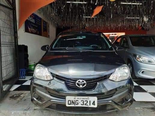 Toyota Etios 1.3 X 2018 Flex