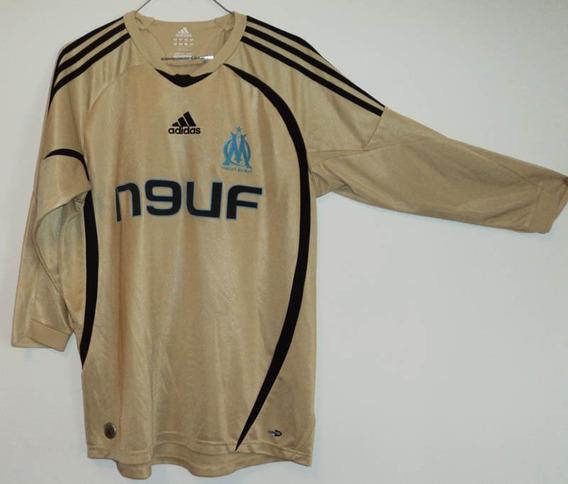 Camiseta Futbol Olympique De Marsella Xl N9uf N° 38 Cassau