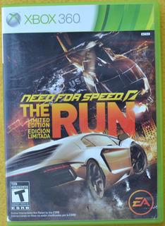 Need For Speed The Run Xbox 360 Play Magic