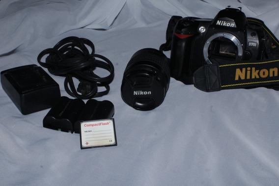 Câmera Nikon Digital D70s