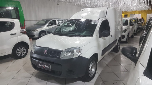 Fiat Fiorino Furgão 1.4 Flex 2p 2014 Branco Nova