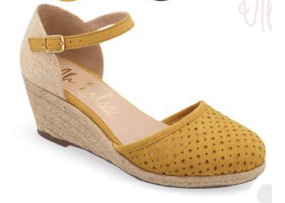 Zapato Cerrado Tacón Cuadrado Modelo Uh Lulu 14003