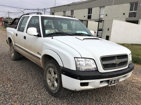 Vendo Chevrolet S-10 Dlx 2.8 Mwm 4x2 Completamente Original.