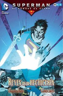 Superman Reyes De La Hechicería - Dc Ecc Comics Robot Negro