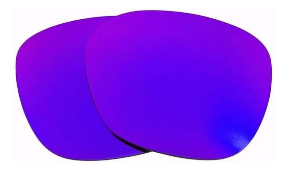 Lentes Violet P/ Frogskins Oakley Super Promoção