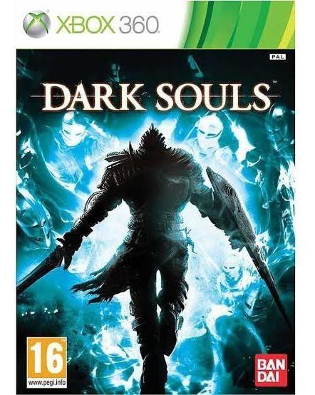 Dark Souls - Mídia Digital Xbox 360