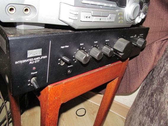 Vintage Sansui Integrated Amplier 80 Watts Au-217 Arte Som
